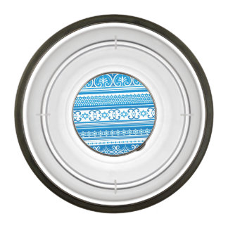 Star of David Pattern Bowl
