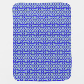 Star of David Pattern Swaddle Blanket