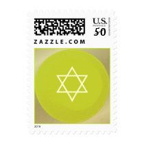 Star of David Postage, customize your text. Postage