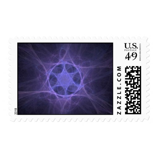 Star of David Postage Stamps