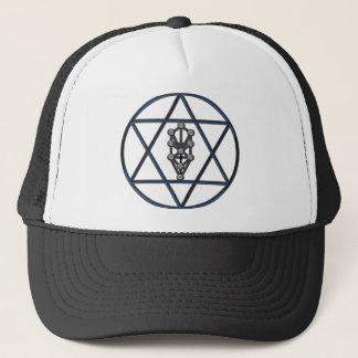 Star of David & Sefirah Trucker Hat