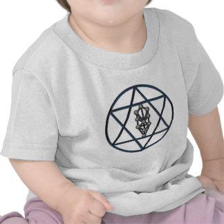 Star of David Sefirah T Shirt