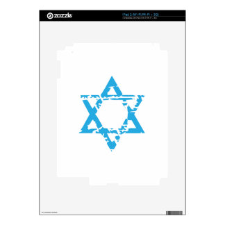 Star of David Skins For iPad 2