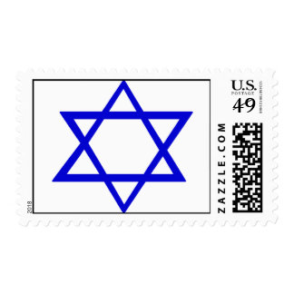 Star of David Stamp