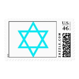 Star of David Stamps