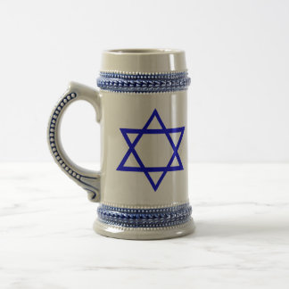 Star of David Stein Coffee Mug