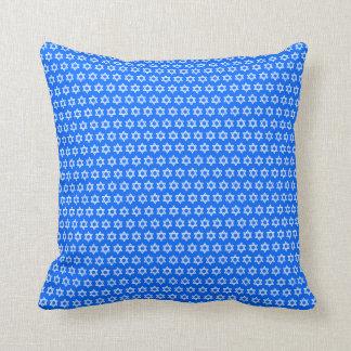 Star of David Throw Pillows
