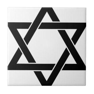 star of David Tile