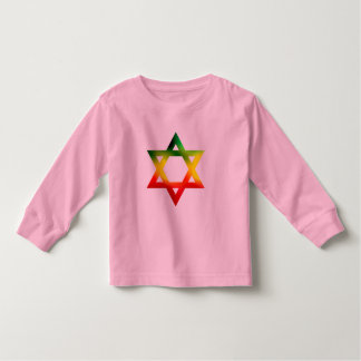 Star of David Toddler T-shirt
