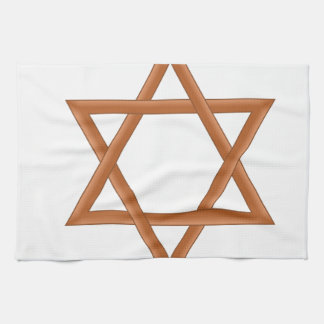 Star of David Towel