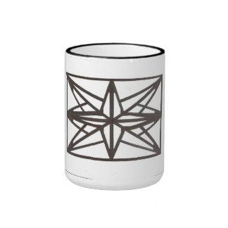 Star of Eight Tips Mug