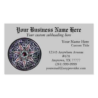 Star of Fey Business Card