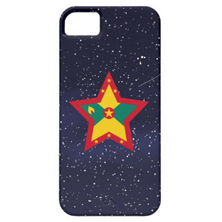 Star of Grenada Flag iPhone SE/5/5s Case