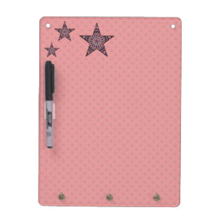 Star of Independence Dry Erase Board