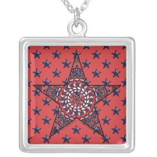 Star of Independence Necklace