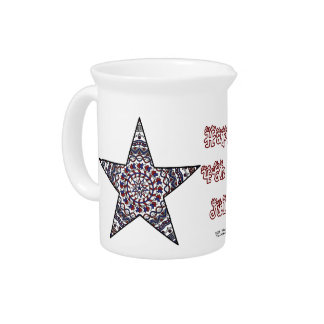 Star of Independence Pitcher