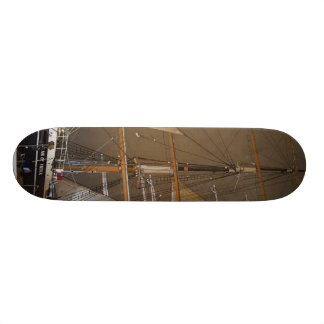 Star Of India Ship Skate Board Deck