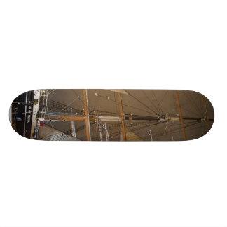 Star Of India Ship Skate Board Deck