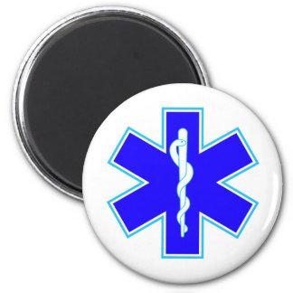 Star of Life (ambulance) Magnet