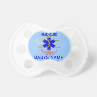 STAR of LIFE Baby Pacifier