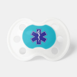 Star Of Life BooginHead Pacifier