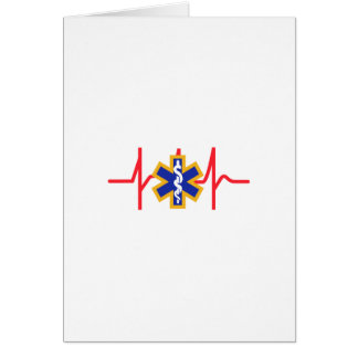 Star Of Life Card