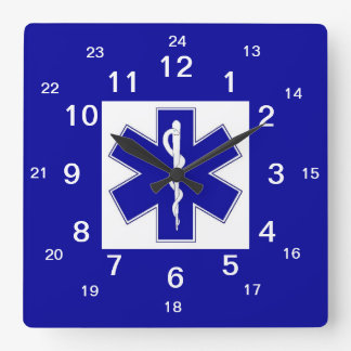 Star of Life - clock
