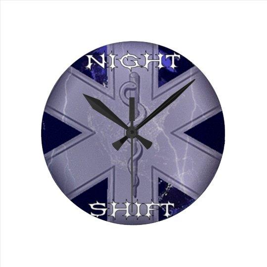 Star of Life Clock
