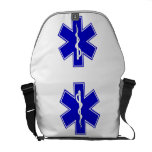 Star of Life Courier Bags