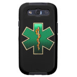 Star Of Life(Emerald) Galaxy SIII Cover