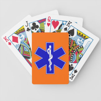 Star of Life EMS Card Deck