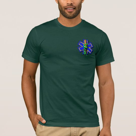 Star Of Life EMS T-Shirt