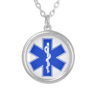 Star of Life / EMT Symbol Necklaces