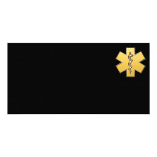 Star Of Life(Gold) Card