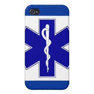 Star of Life - i Cases For iPhone 4