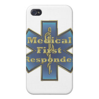 Star of Life IPhone Case iPhone 4 Cover