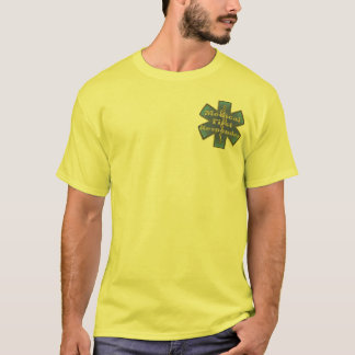 Star of Life - Medical First Responder T-Shirt