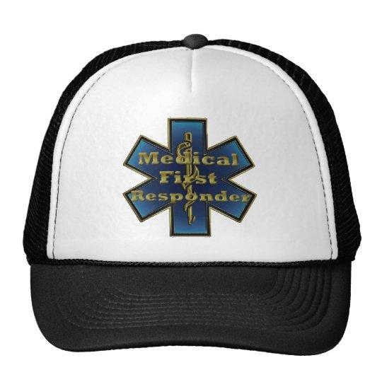 Star of Life - Medical First Responder Trucker Hat