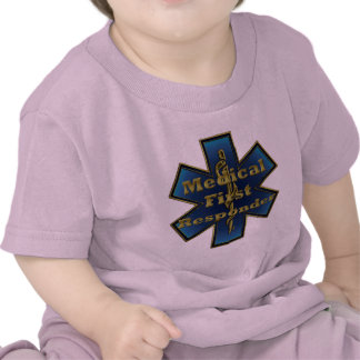 Star of Life - Medical First Responder T Shirts
