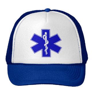 Star of Life Mesh Hat
