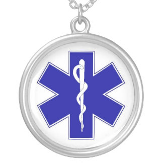Star of Life - necklace