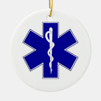 STAR OF LIFE- ornament