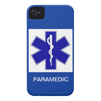 Star of Life- phone case Blackberry Bold Case