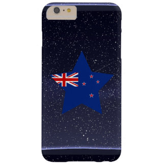 Star of New Zealand Flag Barely There iPhone 6 Plus Case