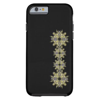 Star of ornamentations tough iPhone 6 case
