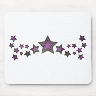 star of star mouse pad