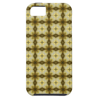 Star of the East Mustard Dutch Rose and Diamonds iPhone SE/5/5s Case