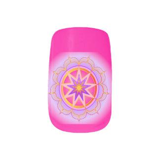 Star of the Evening Minx® Nail Art