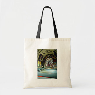 "Star Of The Sea """"Painted"""" Church - Kalapana, Haw Canvas Bag"