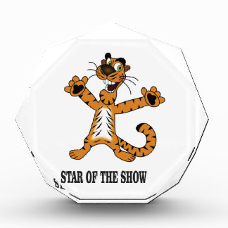 star of the show cat award
